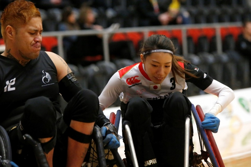 Japan's National Wheelchair Rugby Team Captures  1st Title in GIO 2018 IWRF World Championship: MOL Employee Is a Member