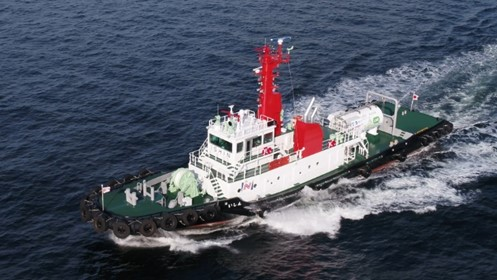 MOL LNG ship image