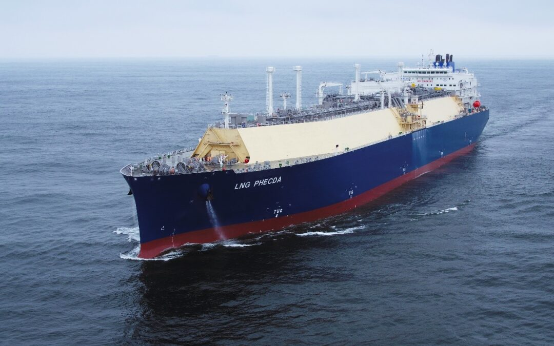 LNG Carrier (LNG PHECDA) for Yamal LNG Project